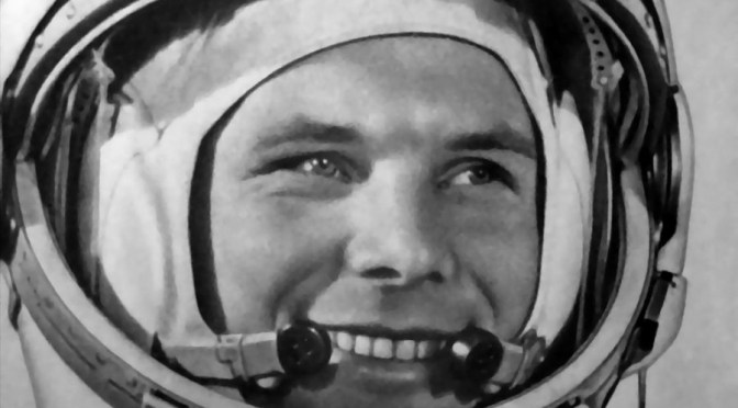 Poekhali by Yuri Gagarin To Become a Trademark