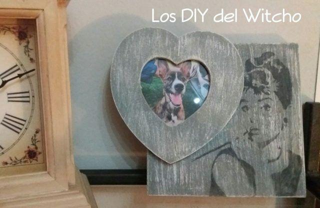 DIY...Transferencia de imagen con papel de hornear