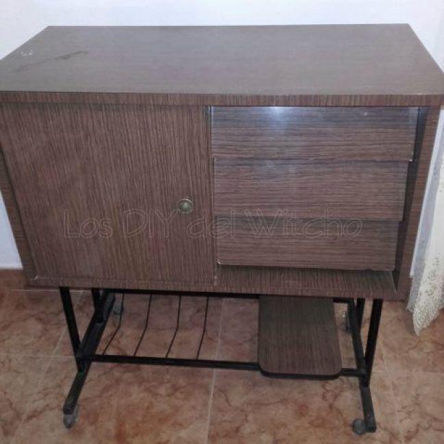 restauracion mesa television