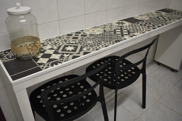 Lujoso Ikea Cocina Hoja De La Gota Mesa Ornamento - Ideas de ...