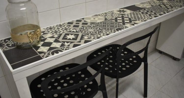 Ikea Hack: Cómo renovar una mesa auxiliar Malm de Ikea