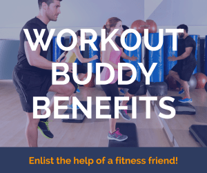 Enlist the help of a fitness friend!