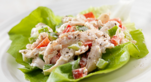 Tzatziki Chicken Salad Recipe