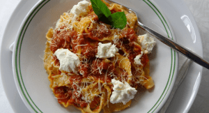 light marinara recipe