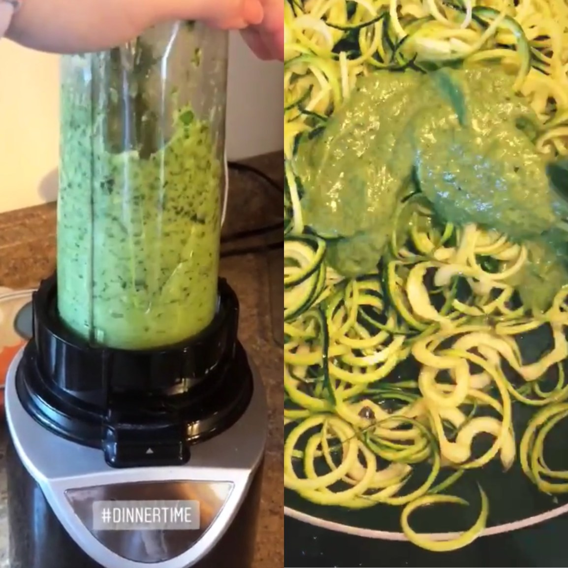 Weight Watchers Zoodles