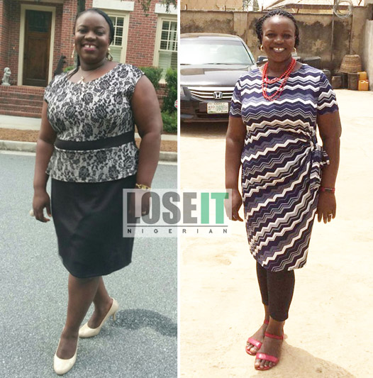 Lose It Nigerian - Testimonial