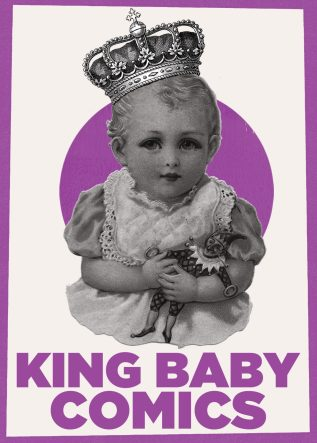 King Baby Comics Logo 2 small