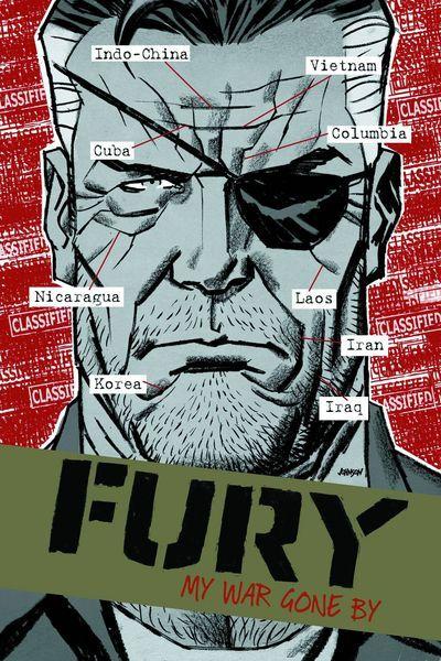 Fury MAX Garth Ennis Goran Parlov