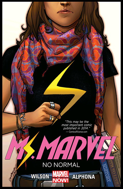 Ms Marvel Adrian Alphona G. Willow Wilson
