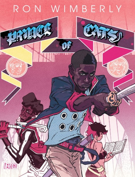Prince of Cats Ron Wimberly