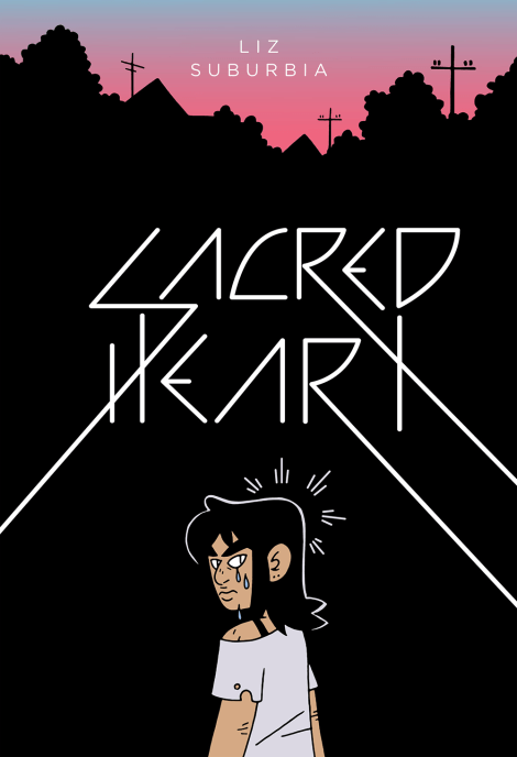 Sacred Heart Liz Suburbia
