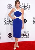 allison williams peoples choice awards 2014