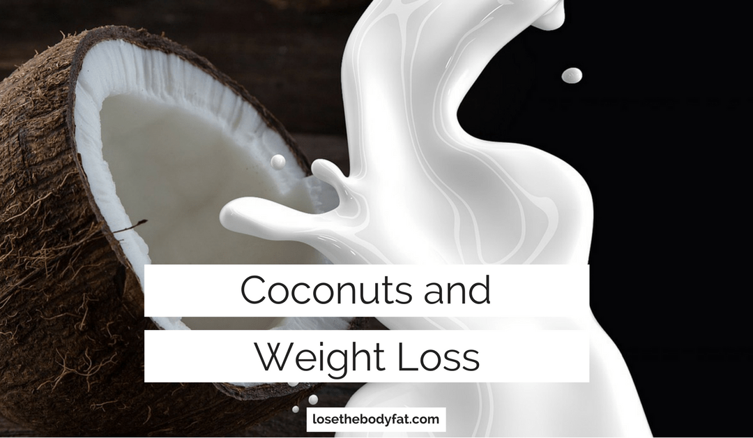 Coconuts and Weight Loss