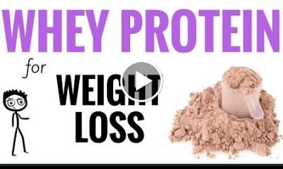How to Use Whey Protein for Weight Loss