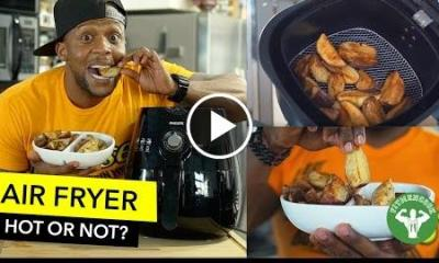 Air Fryer Review