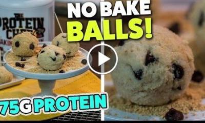 PROTEIN Cheesecake BALLS