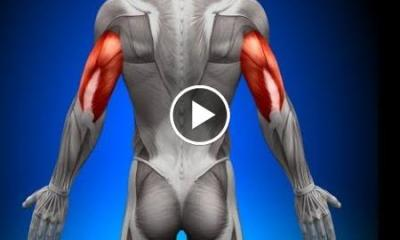 Lose Flabby Arms Naturally