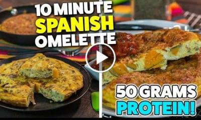 Spanish Style Omelette