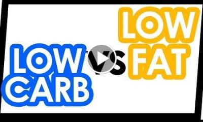 Low-Carb vs Low-Fat
