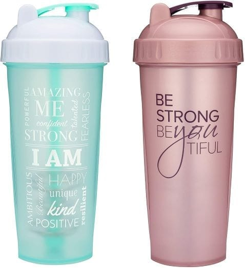 Simple Gifts Shaker Bottles