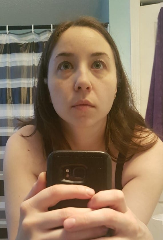 Progress Post #4 Face