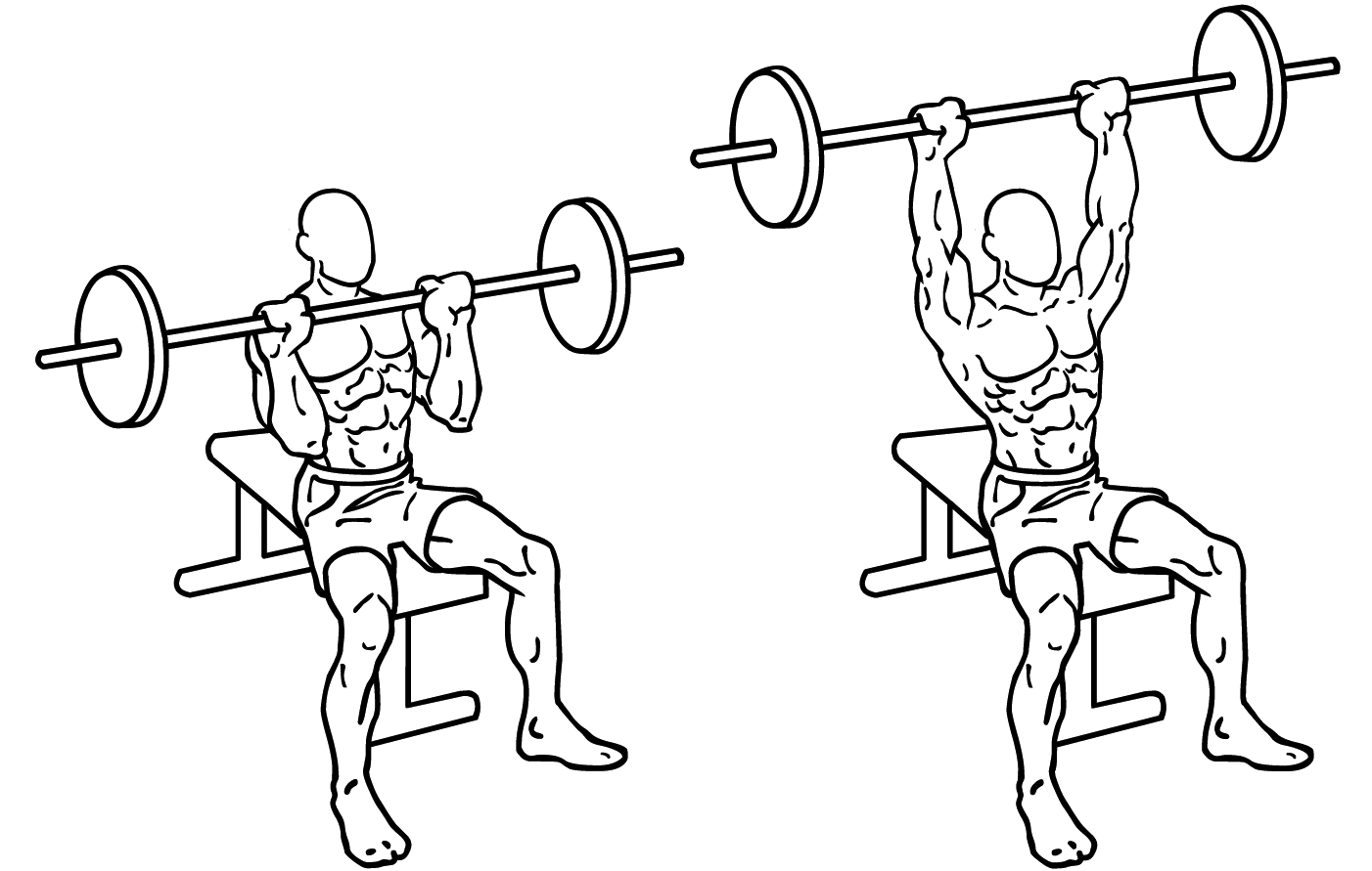 Master Class Shoulder Press