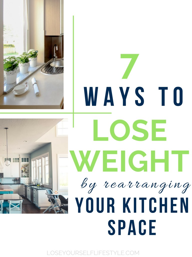 kitchen design tips to help lose weight
