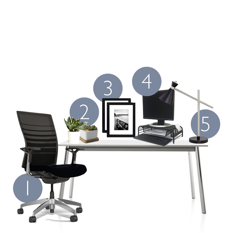 office desk design solutions