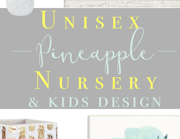 Nursery design for girls and boys by lose yourself interiors