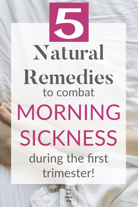 Morning sickness help during pregnancy