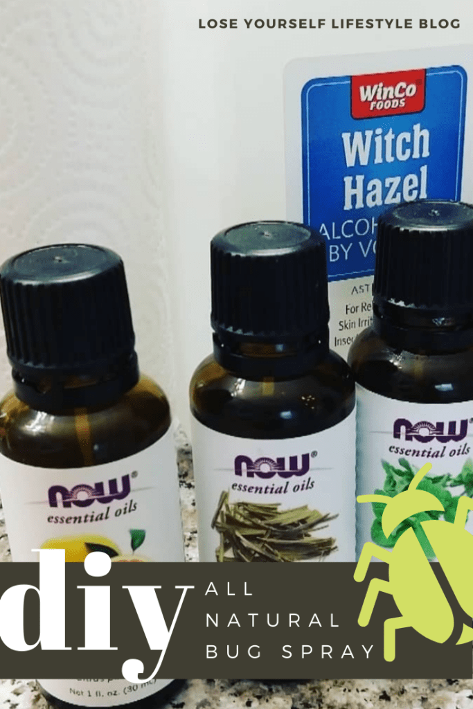 essential oils that repel bugs while camping