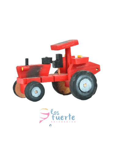 tractor chico