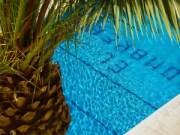 The pool at El Sombrero