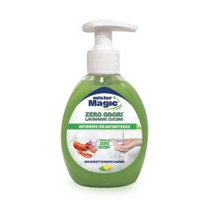 Mister Magic Zero Odori Lavamani Cucina Antiodore con Antibatterico