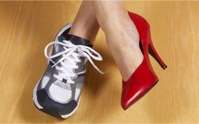 Parliamo di piedi: sul morbido si cammina meglio!