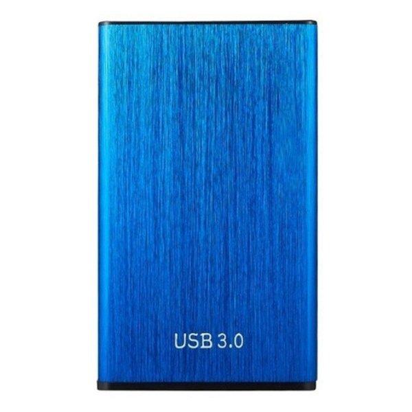 Camilla's Ideas HD4 Hard Disk Stato Solido USB 3.0 4TB Blu