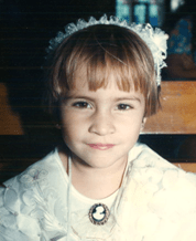 At my communion in New York