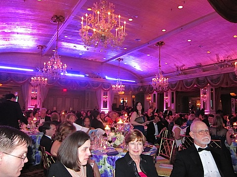 New York Junior League Winter Ball at the Pierre