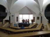 UHJ - Sinagoga con vistas a Jerusalén