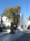 Una de las muchas iglesias de Mikonos