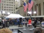 Y comienza Access Hollywood Live para la NBC News!