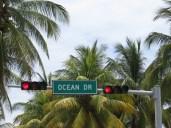 Ocean Dr es la calle más famosa de Miami Beach