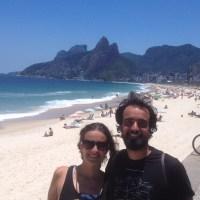 Ya estamos en Río de Janeirooo!