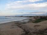 Disfrutando del pueblo de pescadores y de sus playas