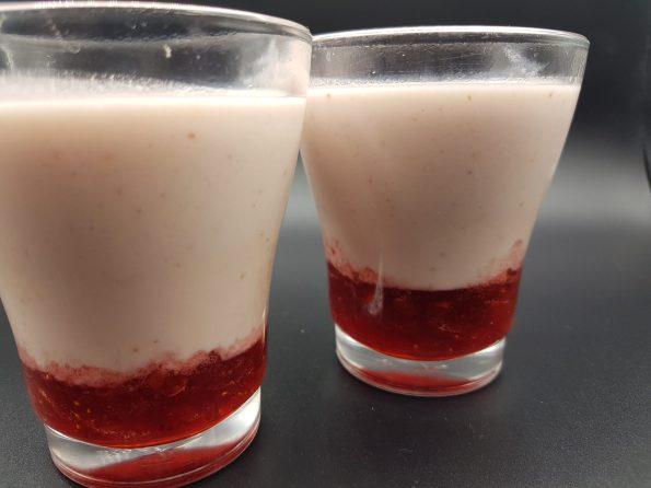 Yogur de fresa de Los Locos de la Huerta