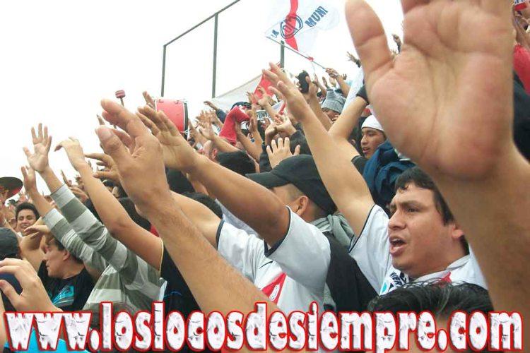 La BDB se alista. Foto: LOSLOCOSDESIEMPRE.COM