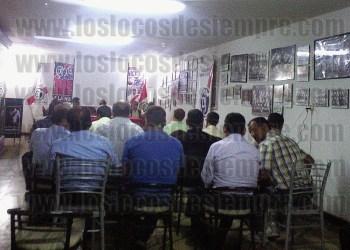 Asamblea del Deportivo Municipal. Foto: LOSLOCOSDESIEMPRE.COM