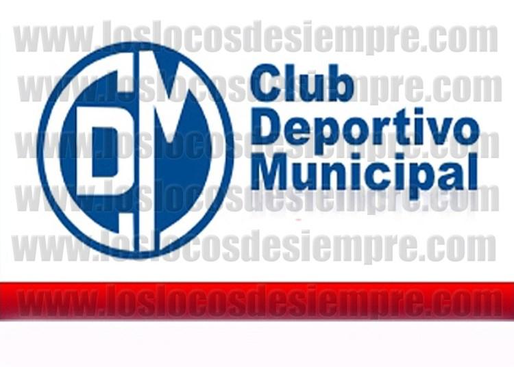 Club Deportivo Municipal. Elaboración: LOSLOCOSDESIEMPRE.COM