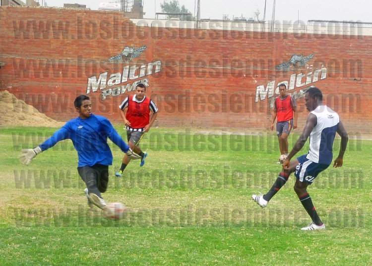 Avanza los preparativos para el torneo. Foto: LOSLOCOSESIEMPRE.COM/Manolo Cadillo