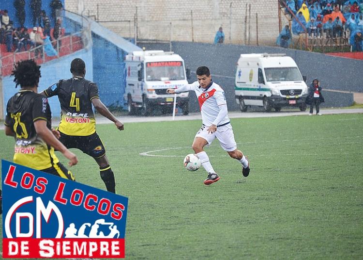Armando Alfageme en Cajamarca. Foto: LOSLOCOSDESIEMPRE/Raúl Oscco